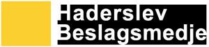 Haderslev-Beslagsmedje-logo-gul-hvid
